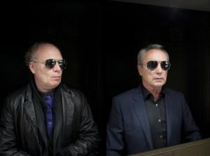 Hermann Vaske mit seinem Protagonisten Udo Kier. Foto: Florian Luxenburger